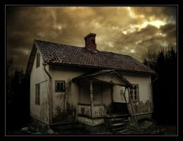 Abandoned by Pajunen