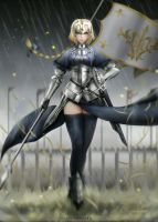 Jeanne d'arc by Tecnomayro
