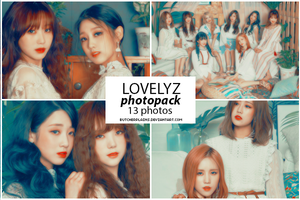 Lovelyz - photopack #05 by butcherplains