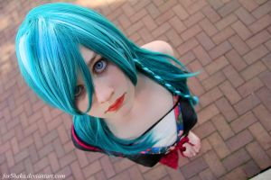 Miku Hatsune (Vocaloid) Picture 2 - July 07,2012 by Naivaan
