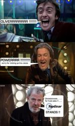 Who Gear - Day of the Petrol Heads by DoctorWhoOne