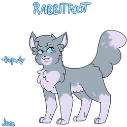 WINDCLAN - Rabbitfoot by MoonPaw17