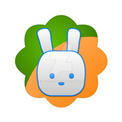 Inkscape: Mr.Bunny Icon by vt2000