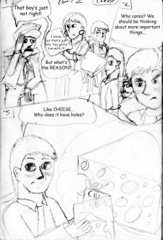 LLLBoH Comics - No. 2 by Mr-Page