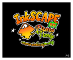Inkscape 0.91 About Screen Contest! by hul78