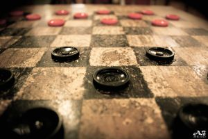 Draughts by aaronisbadnews