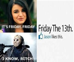 Friday the 13th eh he by babyboy1234