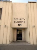 Security Building by Don-O