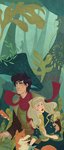 Peter and Wendy by lizpulido