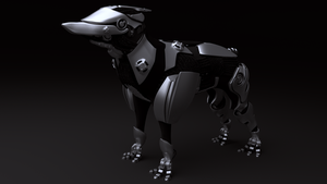 Scout dog cycles 2 by betasector
