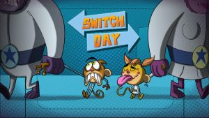 Switch Daytitlecard Copy by HEROBOY