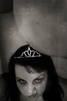Pissed off Prom Queen by mockingbird-girl