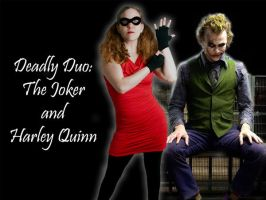 Harley and Mistah J by Little-Princess-Kate