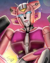 Elita One By: yamiza aka Spewpew by ElitaOneArts