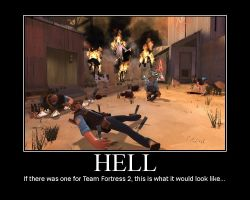 TF2 Hell by Yohan-Gas-Mask