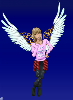 Angel Chara by TheLocked