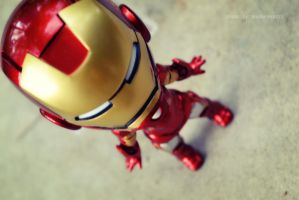 Nendo Ironman Mark 7 by BLACK4REST