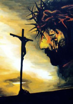 The Passion of the CHRIST by kikomachi