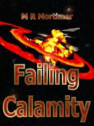 Failing Calamity Ebook Cover 1 by AnthiasMcLony