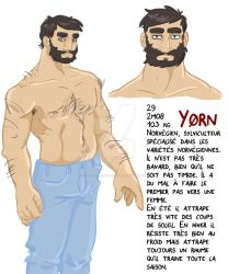OC Yorn by Tailspoissonchat
