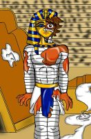 King Tut's Curse by TheEigthSinDeath