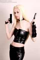 Trish - Devil May Cry [Cosplay] by MasterCyclonis1