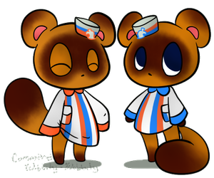 Tommy And Timmy Nook by PSIcommander