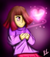 Betty (GlitchTale) by Ice6400