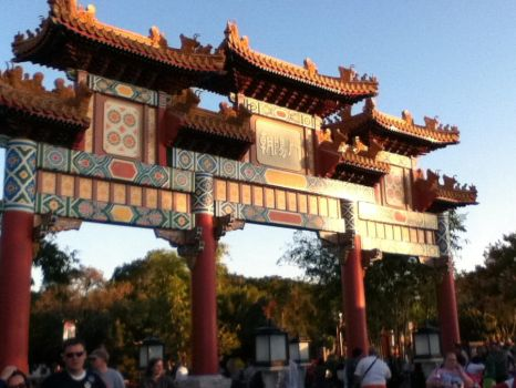 China - Epcot by LuverOfMusic46