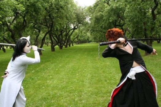 Bleach cosplay 6 june 2 by Enaya-TheWhiteWolfen
