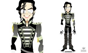 MICHAEL JACKSON History by nicotronick