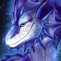 Icon Comish - Wisdom of the Stars by TwilightSaint