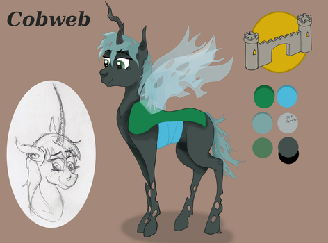 [Art Trade]: Cobweb by BluegrassBrooke