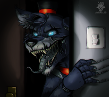 .:Nightmare Max:. Redraw by JuliArt15