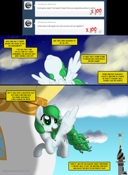 Crabapple and Willow - Part 1 by Nimaru