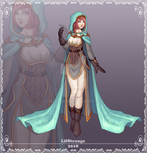 [Close] Adoptable Outfit Auction 209 by LifStrange