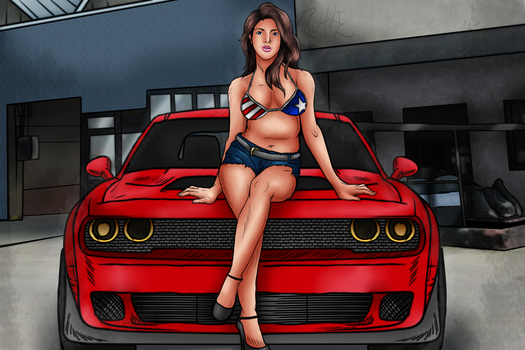 Beauty and Beast(car eddition) by Ro4le