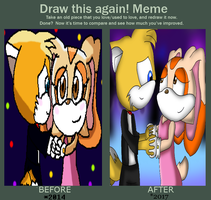 Draw It Again Meme by Toad900