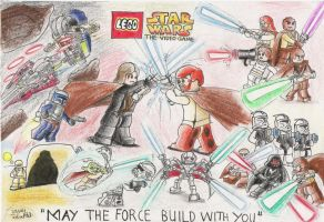 May The Force Build With You by GraphiteFalcon