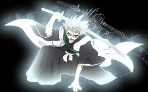 Hitsugaya by ToddMcg