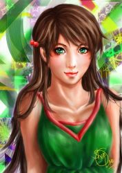 Shien Green by FitriaDes