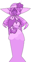 [updated price] Orchid Diamond auction OPEN by miguedoodles