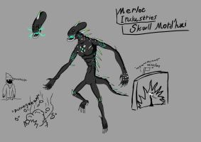 Merlot Industries Skull Mord'hai by SkySlug12