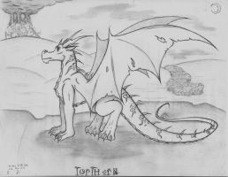 Torthorn by THEKIDWITHAKNIFE