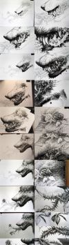 Insideout - Progress Shots by weremoon