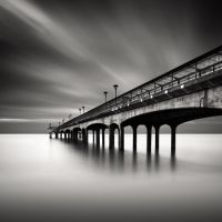 Boscombe Pier by robcherry