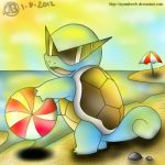 Squirtle by NyandrewB