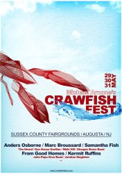 Poster Design (Crawfish Fest - A) by ShatteredGraphicss