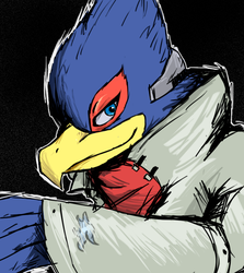 Star Falco! by nintendo-jr