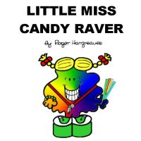 Little Miss Candy Raver by vurtpunk